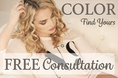 Free Color Consultation With Our Master Colorist Photo